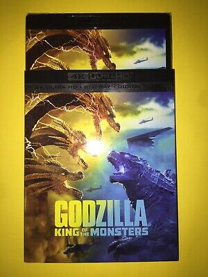 Godzilla King of the Monsters (Blu-Ray, 2019)