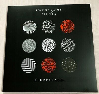 Twenty One Pilots, Blurryface vinyl record, lightly used