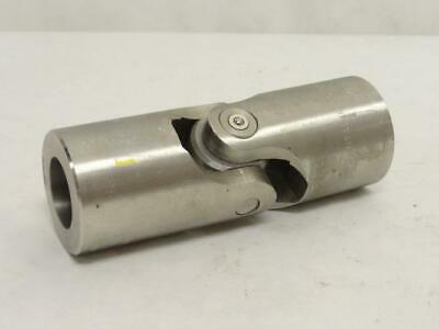 """183676 New-No Box, Curtis SS6511 Universal Joint, SS, 3/4"""" x 1"""" Bore"""