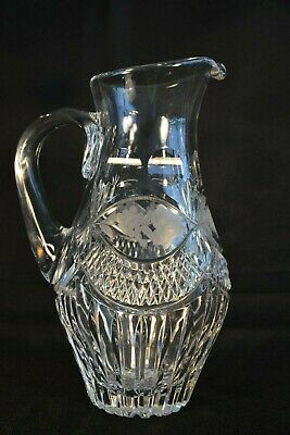 Waterford Crystal Pitcher Decanter - Large - Great Condition - Vintage