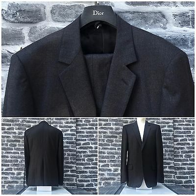 Rare & Great Dior Homme AW10 Virgin Wool Grey Suit