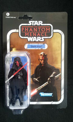 Star Wars Vintage Collection Darth Maul Nueva Perfecto Estado