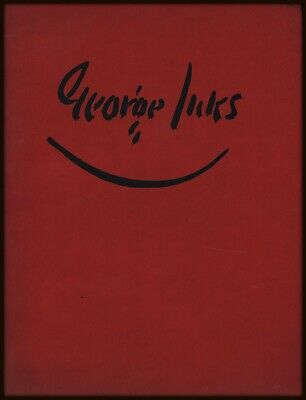 Catalog of an Exhibition of the Work of GEORGE BENJAMIN LUKS -Newwak Museum 1935