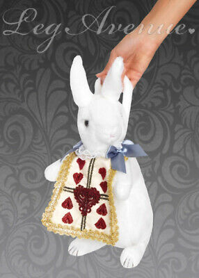 Leg Avenue Wonderland Rabbit Handbag