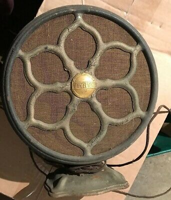 ANTIQUE ATWATER-KENT SPEAKER TYPE E  Circa 1926 sold as is