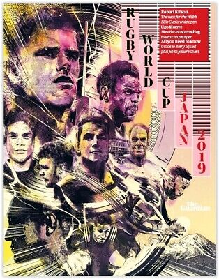 RUGBY WORLD CUP JAPAN 2019 GUIDE: The Guardian September 2019