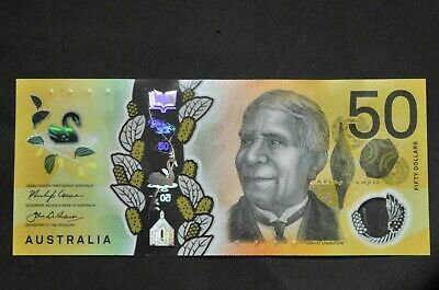 """🌟RAREST PREFIX""""CC18""""VERY COLLECTABLE🔥ND2018 $50 note 💰New Generation AU"""