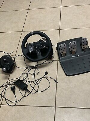 Logitech (941-000126) G920 Driving Force Racing Wheel