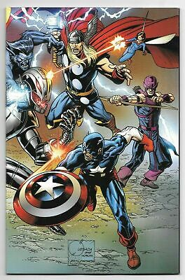Marvel Comics #1000 Quesada Wraparound Variant Cover Marvel Comics 2019