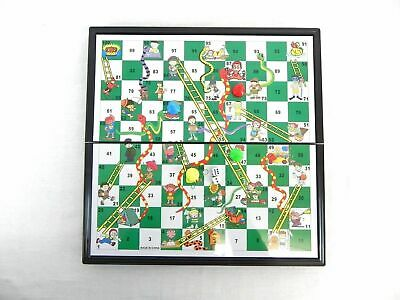 Traditional Board Games Children Snakes & Ladders Game Size : Medium Size