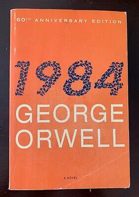 1984 by George Orwell (1983, Paperback)