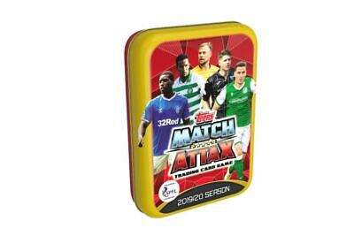 Topps Match Attax SPFL 2019/20 Trading Card Collection ~ Mini Tin ~ Styles Vary