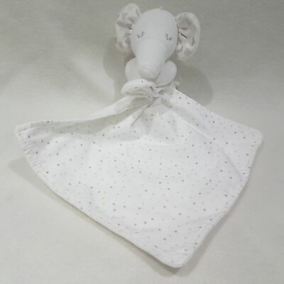 White Elephant Marks and Spencer New Blanket Blankie soother NEW rare