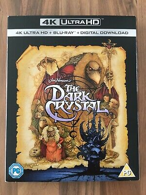 The Dark Crystal: Anniversary LE (4K with Blu-ray) - [UHD]