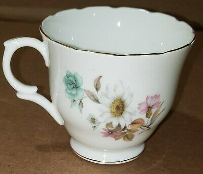 Crown Fine Bone China Stafford Shire Made In England Tea Cup Only No Saucer