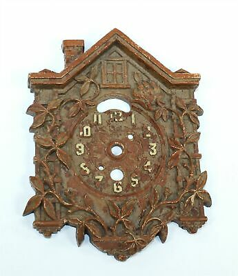 Lux Novelty Cuckoo Clock Front Case Frame - Zz361