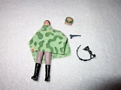 Vintage Star Wars Princess Leia Endor Poncho Return of the Jedi ROTJ Complete