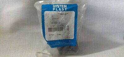 System Plast VG-210-12 Flat Top Conveyor Chain Assembly