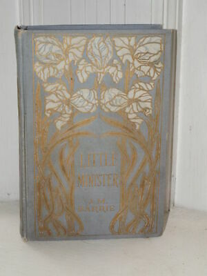 James M Barrie / THE LITTLE MINISTER English Literature