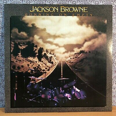 Jackson Browne – Running On Empty P-10446Y Japan Booklet Insert The Load Out