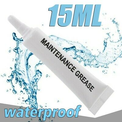 Waterproof O-ring Seal Lubricant Maintenance Silicone Grease Lubricant Glue 15ml