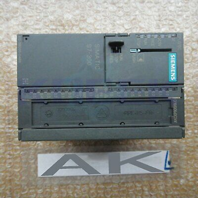 Used Siemens CPU module 6ES7 312-5BD00-0AB0 Tested in Good Condition