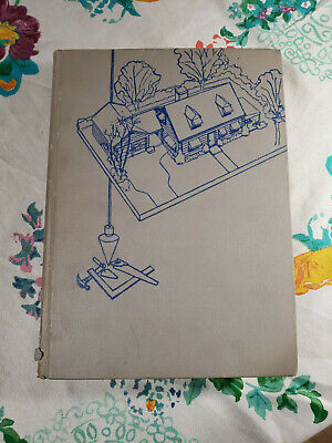 Your Dream Home: How to Build it for Less than $3500 by H. Cobb (1950, HC) #sf