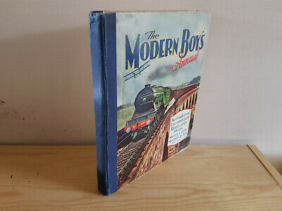 MODERN BOY'S ANNUAL 1931 - the first one!