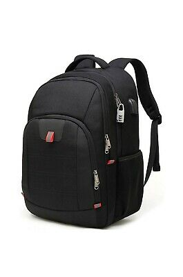 Travel Laptop Backpack,Extra Large Anti Theft College School Backpack for Men 17