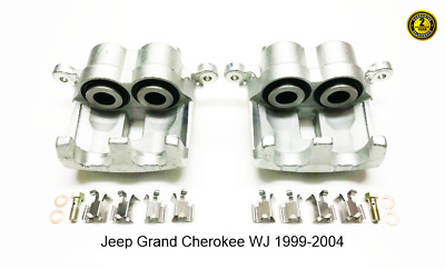 Jeep Grand Cherokee WJ 2 x Front Brake Caliper 1999-2004 Akebono