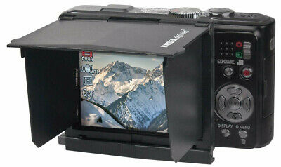 Kaiser digishield 6055 LCD hood to fit 3 inch screen