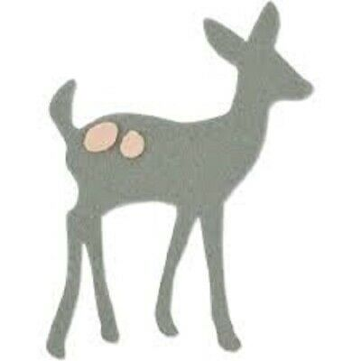 Sizzix Bigz Die LITTLE DEER By Samantha Barnett