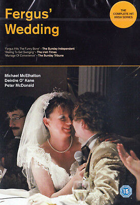 Fergus' Wedding - The Complete Series (2014) | NEW & SEALED DVD (RTÉ TV)