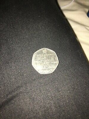 50p coin olympic football offside rule 2011