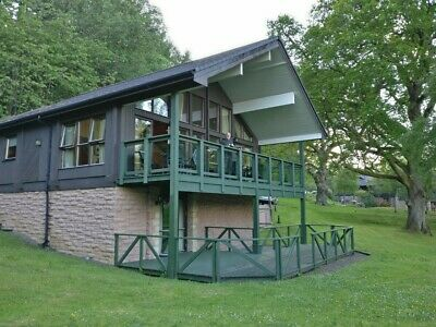 Holiday Rental of Week 21 (May 23 - 30 2020) at Cameron House 3 Bed Luxury Lodge