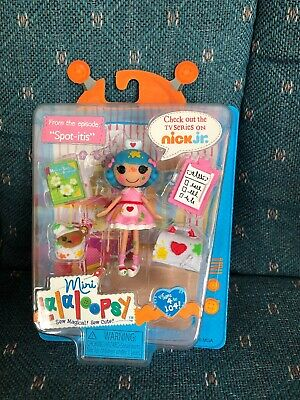 Mini Lalaloopsy Moments in Time Doll Pillow Featherbed