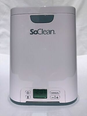 SoClean 2 CPAP Automated Cleaner and Sanitizer Machine SC1200  FREE SHIPPING