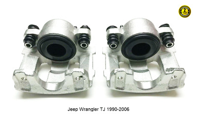 Jeep Wrangler TJ 2 x Front Brake Caliper Right & Left  1990-2006