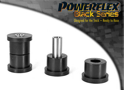 PFR80-440BLK Powerflex Rear Trailing Arm Bushes BLACK Series (2 in Box)