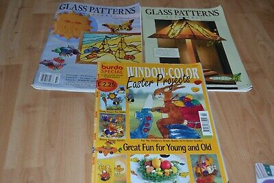 Glass Patterns Quarterly Magazines