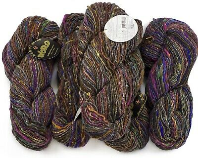 5 x 100g skeins Multicoloured Noro Cyochin - shade 4