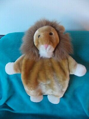 Lion Hot Water Bottle Cover