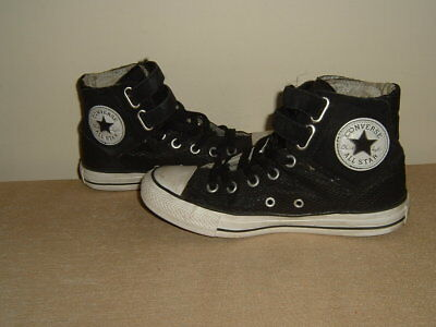converse all star mens / womens older girls / boys high top trainers shoes UK 5