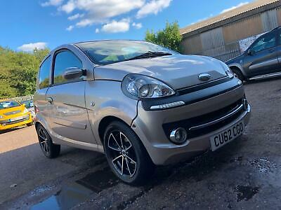 2013 MICROCAR MGo SXi LOW MILES 4 SEATER AIXAM RELIANT IN CANNOCK STAFFS