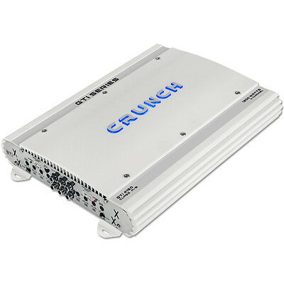1000 watts max. Crunch gpx-1000.4 4 Canaux Amplificateur