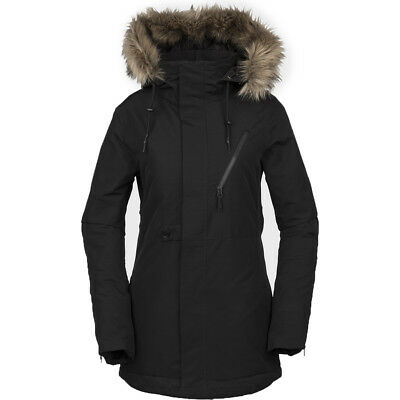 Volcom Donna Sci Giacca Snowboard Fawn Ins Giacca