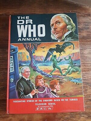 The Dr Who Annual 1966 (Price Not Clipped)