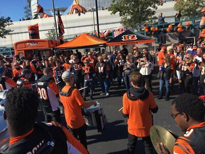 Cincinnati Bengals vs. New England Patriots 12/15 Parking Pass Lot 1