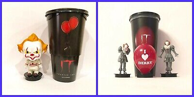 Cup topper figure IT Chapter 2 + collectible movie cup!