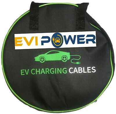 EViPower Portable Electric Vehicle Charger